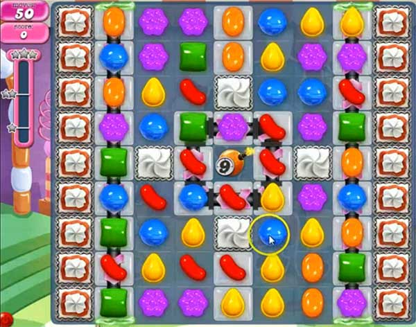 Candy Crush Level 760