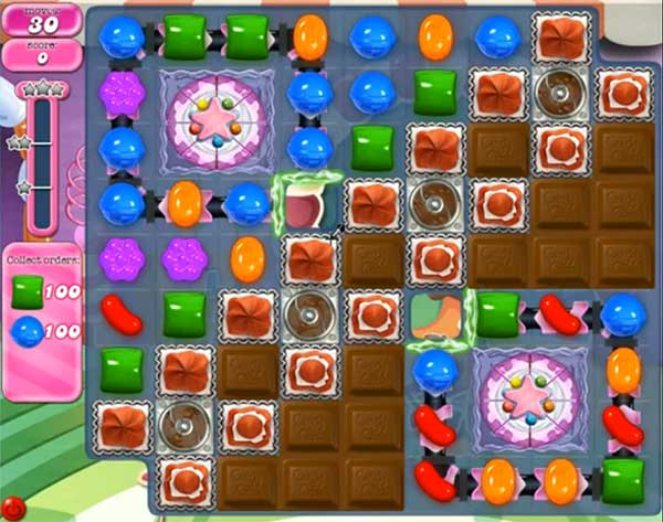 Candy Crush Level 762