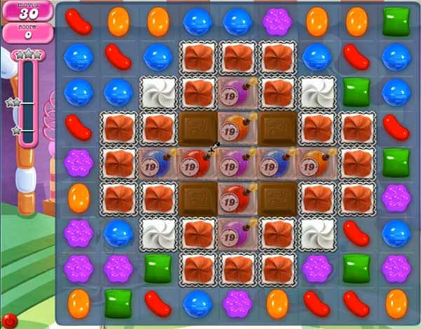 Candy Crush Level 763