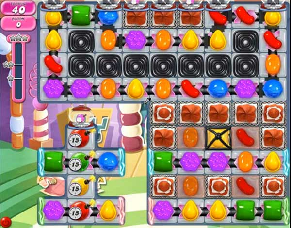Candy Crush Level 765