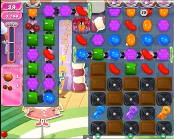 Candy Crush Level 769