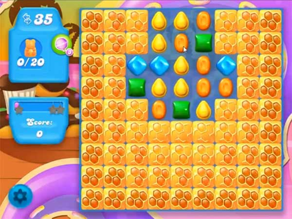 candy crush soda level 106