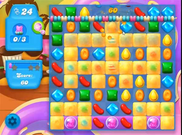 candy crush soda level 107