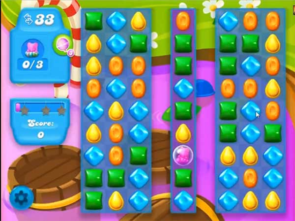 candy crush soda level 124