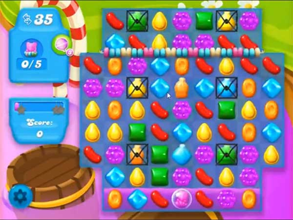 candy crush soda level 127