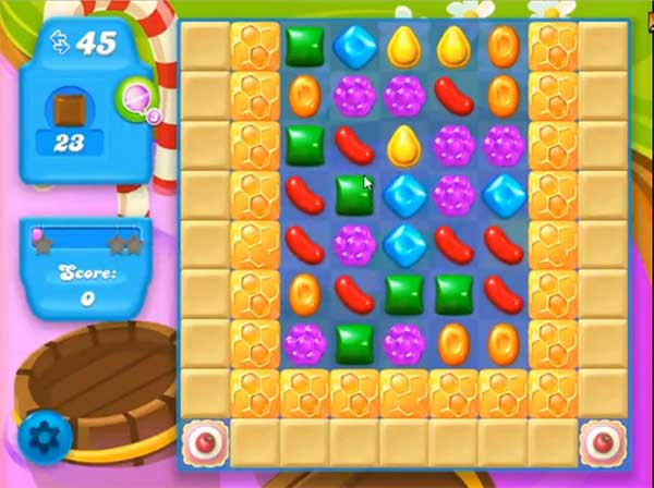 candy crush soda level 128