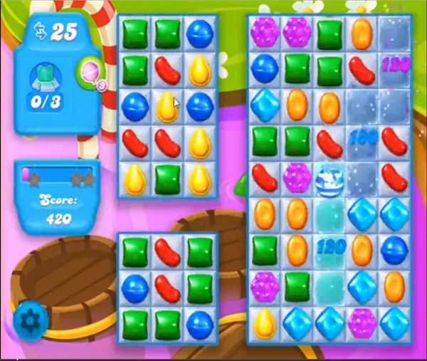candy crush soda level 129