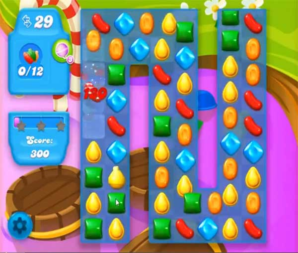 candy crush soda level 131