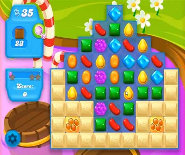 candy crush soda level 133