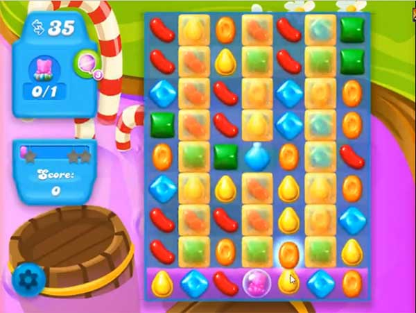 candy crush soda level 134