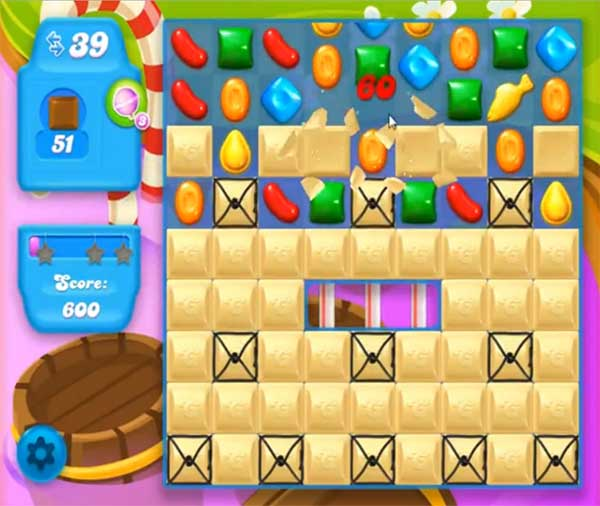 candy crush soda level 135