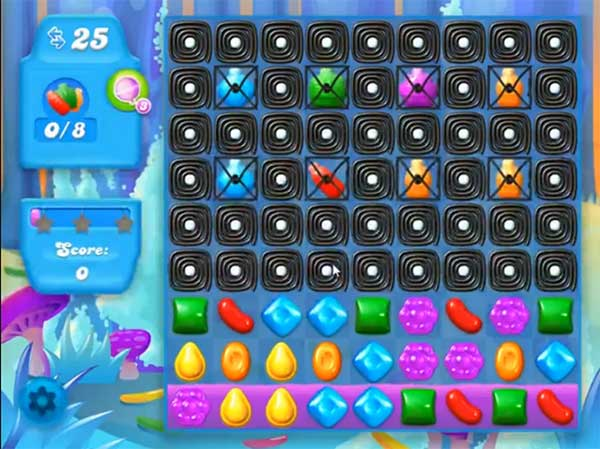 candy crush soda level 136