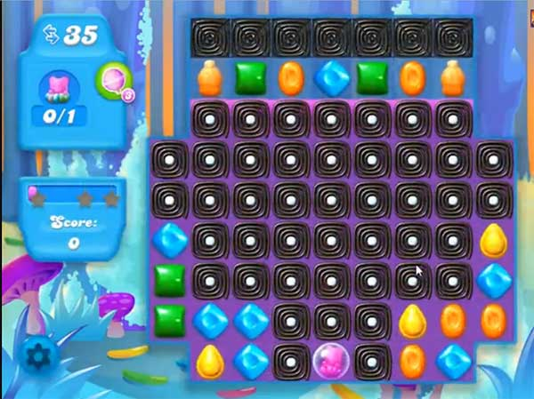candy crush soda level 150