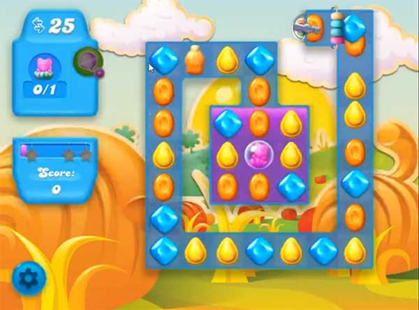 candy crush soda level 152