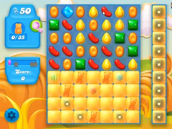 candy crush soda level 155