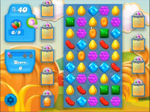 candy crush soda level 156