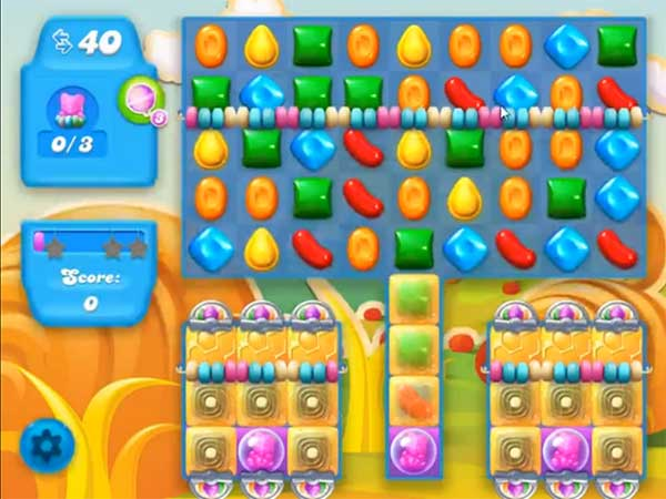 candy crush soda level 157