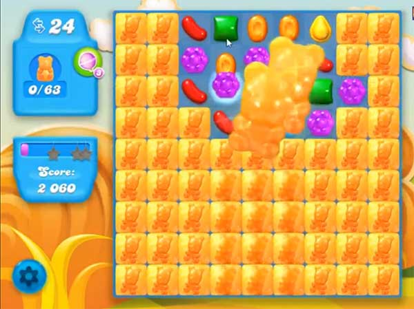 candy crush soda level 158