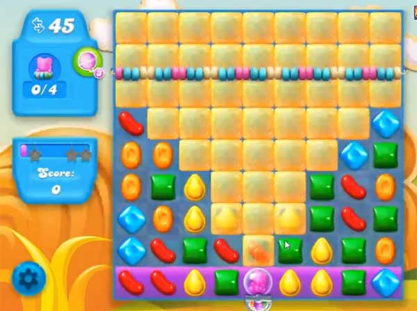 candy crush soda level 159