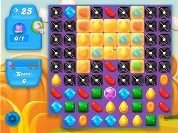 candy crush soda level 163