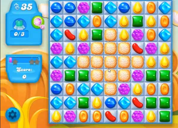 candy crush soda level 164