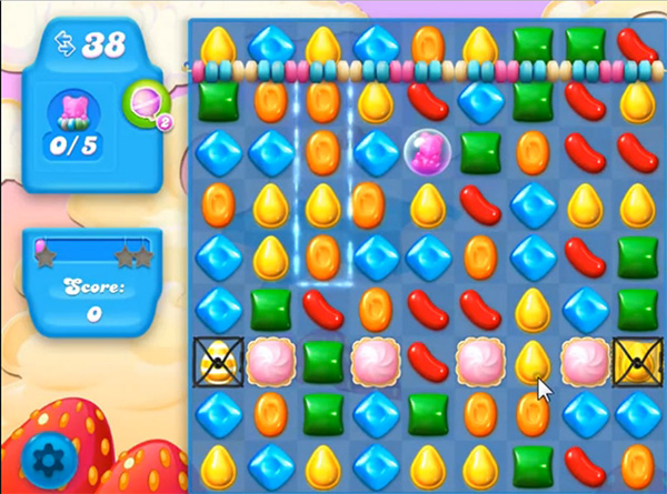 candy crush soda level 34