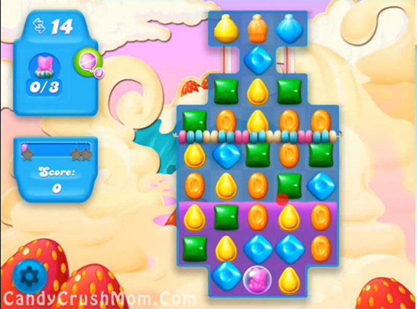 candy crush soda level 37