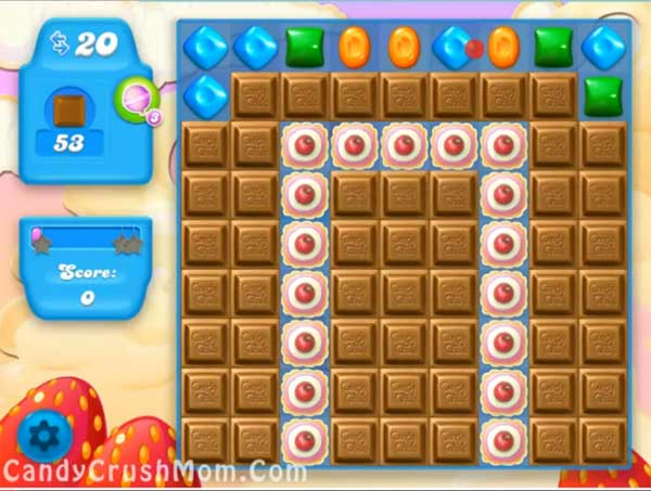 candy crush soda level 41