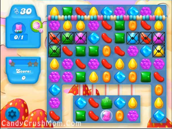 candy crush soda level 42