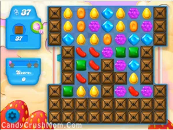 candy crush soda level 45