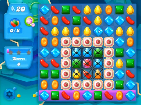 candy crush soda level 56