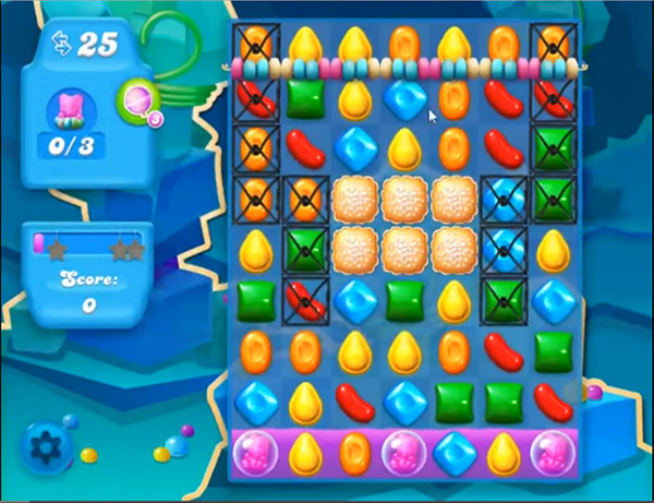 candy crush soda level 58