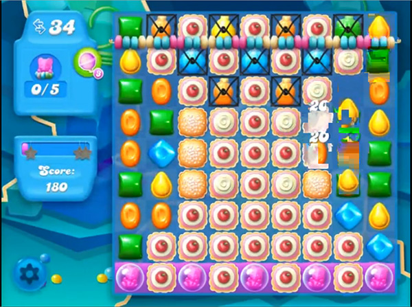 candy crush soda level 60