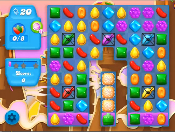 candy crush soda level 61
