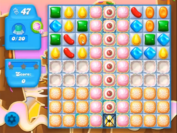 candy crush soda level 70