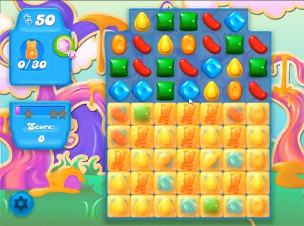 candy crush soda level 76