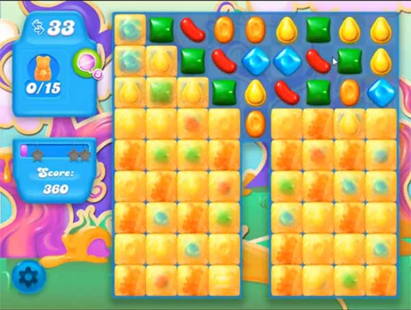candy crush soda level 77