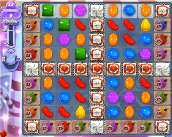 Candy Crush Dreamworld Level 488