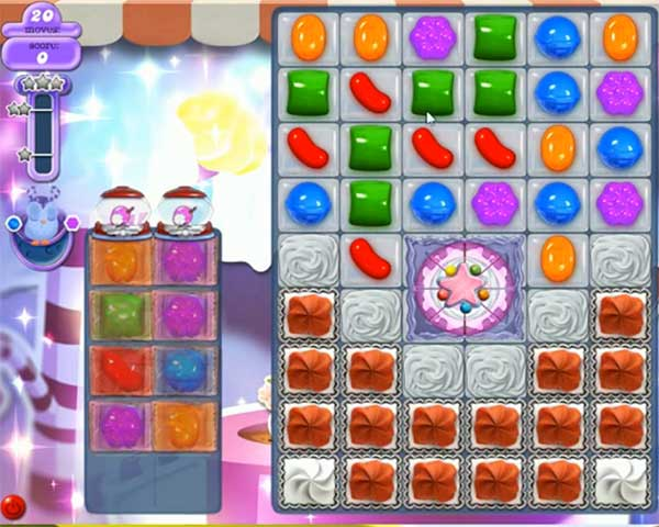 Candy Crush Dreamworld Level 499