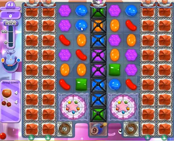 Candy Crush Dreamworld Level 500