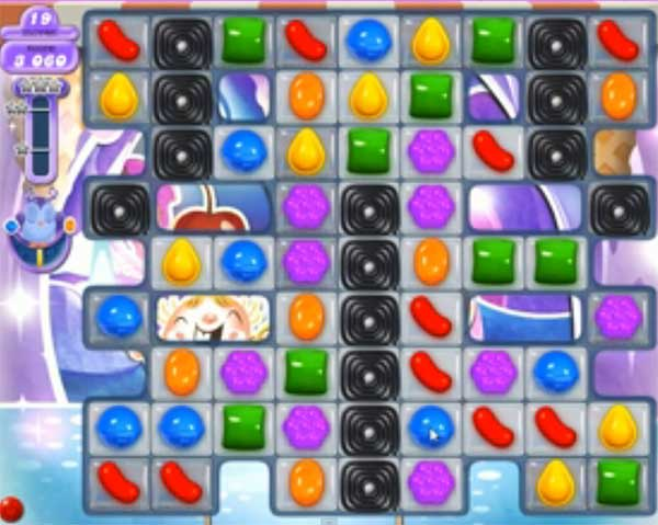 Candy Crush Dreamworld Level 501