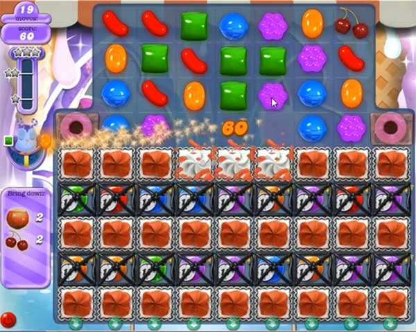 Candy Crush Dreamworld Level 502
