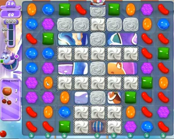 Candy Crush Dreamworld Level 503
