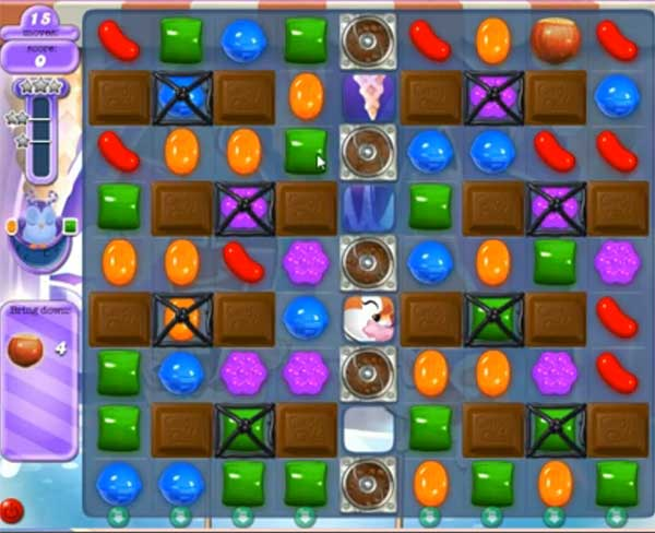 Candy Crush Dreamworld Level 506