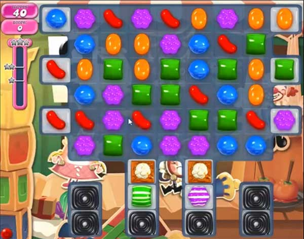 Candy Crush Level 776