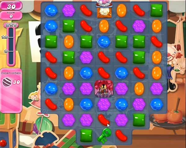 Candy Crush Level 777