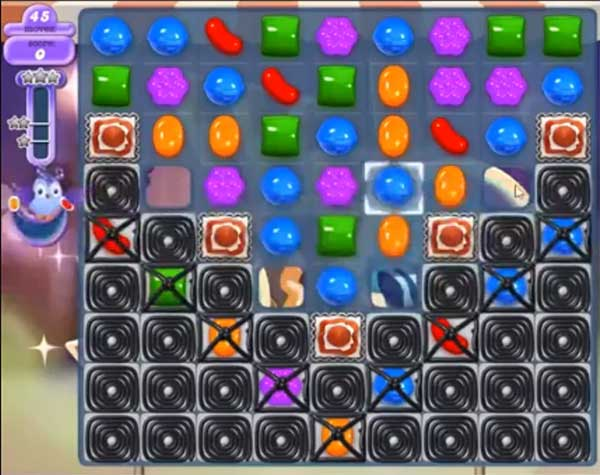 candy crush dreamworld level 516