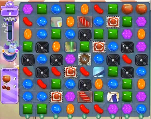candy crush dreamworld level 523