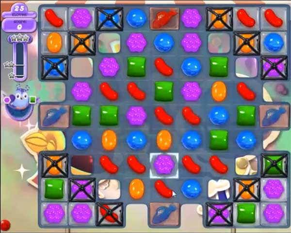 candy crush dreamworld level 524