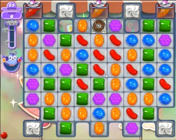 candy crush dreamworld level 530